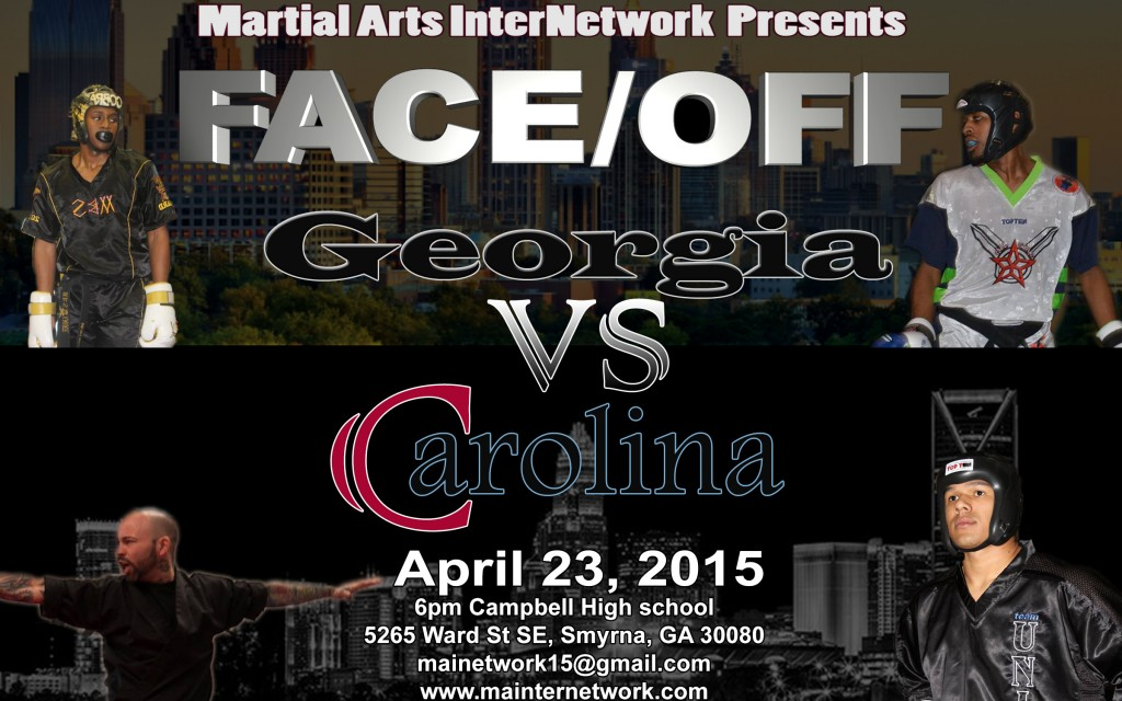 The Face/OFF: GA vs Carolina